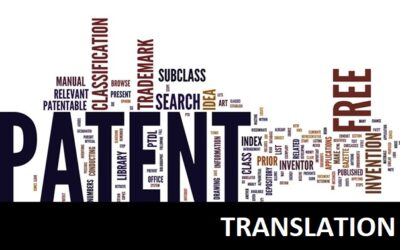 Patent Çevirisi