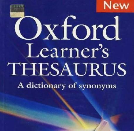 Thesaurus Sözlük