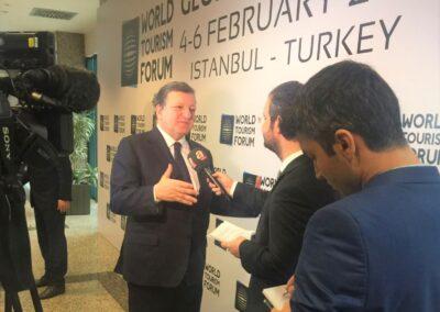 Eski Avrupa Komisyonu Başkanı Jose Manuel Barroso İçin Ardıl Çeviri Hizmeti
