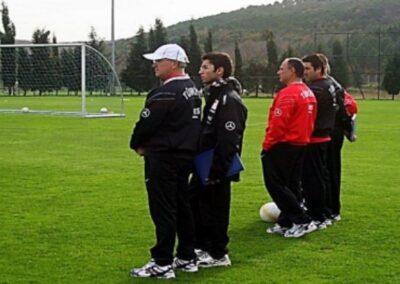 İlhan Erdem, Fısıltı Çeviri Hizmeti, Türkiye Futbol Federasyonu