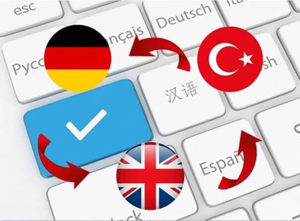 Almanca Türkçe Çeviri Hizmeti
